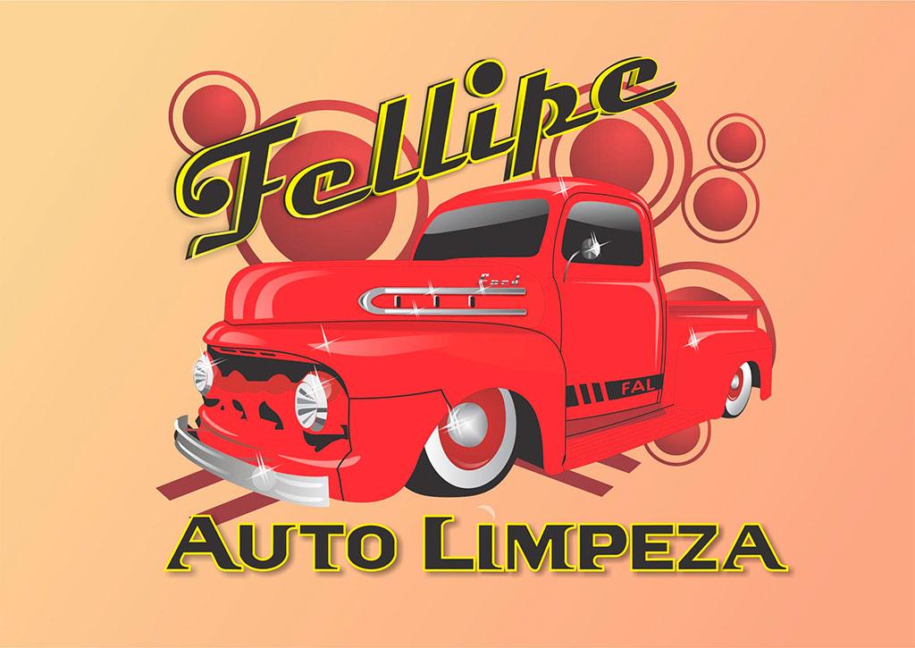 Logo: Felipe Auto Limpeza