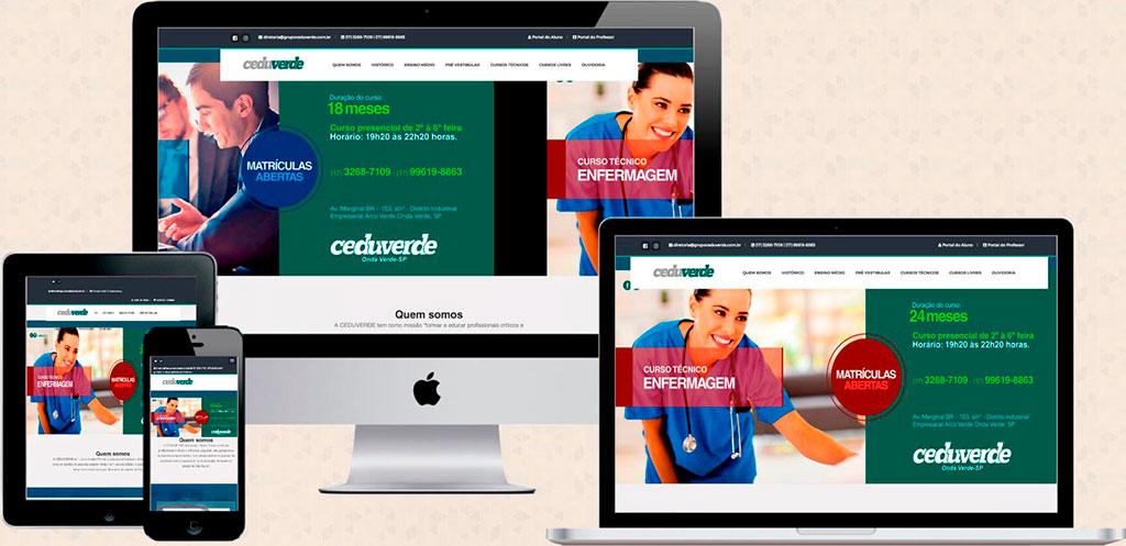Site: ceduverde.com.br