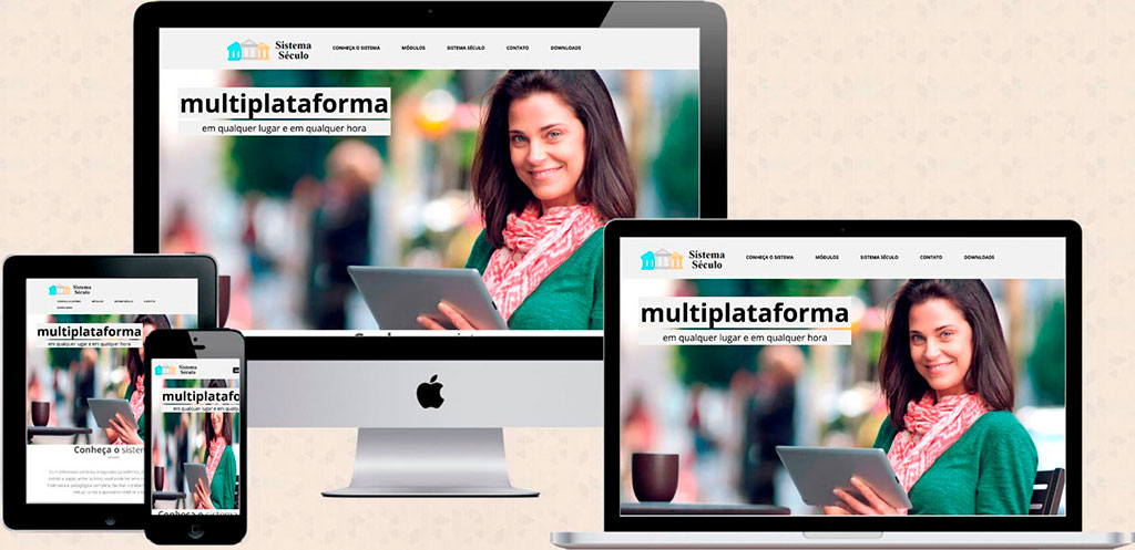 Site: sistemaseculo.com.br